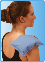 6x10 Cervical Hot and Cold Pack