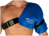 Shoulder Sleeve Hot and Cold Gel Pack Small/Medium