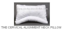 The Cervical Alignment Neck Pillow