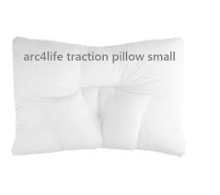 Arc4life Cervical Linear Traction Neck Pillow (Small)