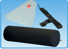 Cervical Traction System with Foam Roll