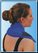 6 x 20 Cervical Hot and Cold Pack with Strap