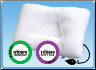 Air Core Adjustable Orthopedic Cervical Support Pillow