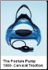 The Posture Pump 1000 Cervical neck Traction Trainer