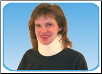 Cervical Collar Offers Support and Relief for acute neck pain