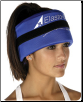 "ELASTO-GEL THERAPY HEAD WRAP, 4"" X 24"""