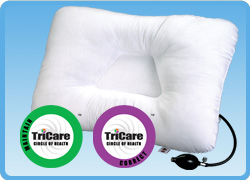 Lovely Air Core Adjustable Orthopedic Cervical Support Pillow